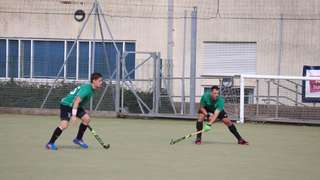 Men's 1s vs Isca B 28/9/19