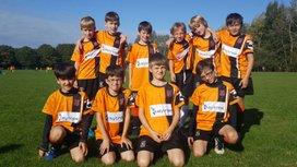 Hearts FC Lions U13's