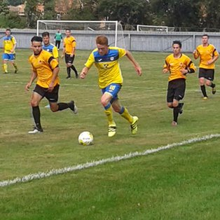 Bagshot start season with 2-0 defeat at Banstead Athletic