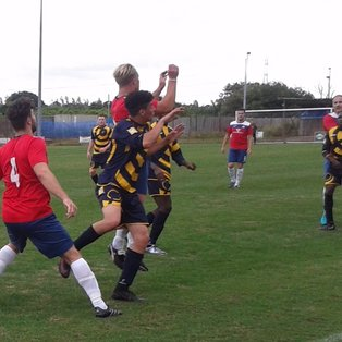 Bagshot grab first win in Combined Counties League
