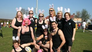 'Fordingbridge Bunnies' at Ringwood and Ellingham Touch Festival