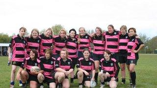 Fordingbridge Ladies Vs. Guernsey Ladies