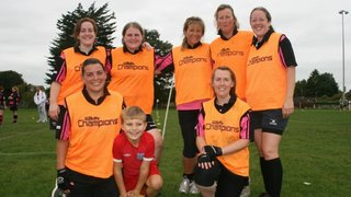 Ladies First tournament at Ellingham and Ringwood