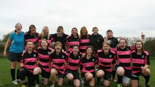 Ladies first Touch tournament @FRFC 26/10/14