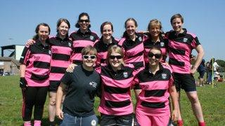 Ladies touch tournament @Fareham heathens 18/05/14