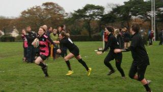 Ladies touch tournament @ New Milton 23/11/14