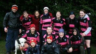 ladies touch tournament @ Farnborough 22/2/15