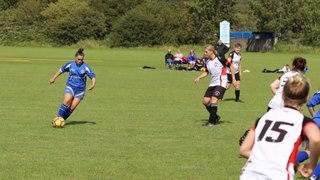 BLU First team vs Portishead Town Ladies