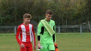 Sunday U18s Suffer Defeat
