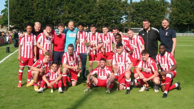 Lobsters Win Cup After Penalty Shoot Out Drama