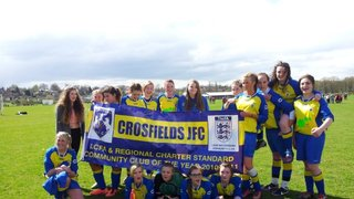 Crofields Girls U16's