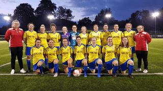 Merthyr Town FC 1-3 Barry Town Ladies