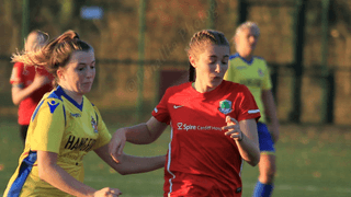 FAW Cup: Cyncoed Ladies 7-2 Barry Town Utd
