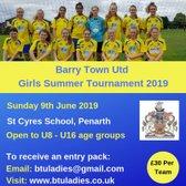 Summer Tournament 2019