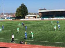Barry Town Utd 4-0 Dafen Ladies