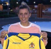 Town Sign former Premier League Star Evans