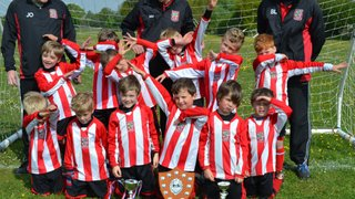 Under 7's End of Season