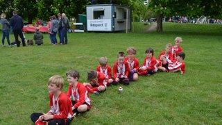 Under 8's Lion Cup Final
