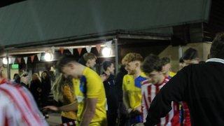 u18's Whites - Cup Final