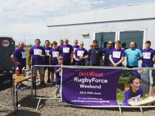 Rugby Force Weekend - Saturday 5th September