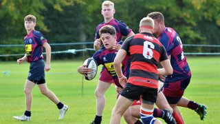 Impressive Home Display takes the 1st XV to the Next Round of the NLD Shield