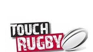 Touch Rugby at New Ground - Tuesday evenings from 7 - 8.30pm