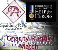 Charity Match for Help the Heroes