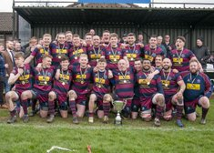 Spalding Win Senior Vase Cup Final with Outstanding Performance