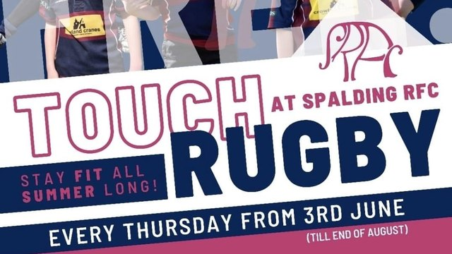 Summer Touch Rugby For All Age Groups