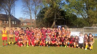 Youth Team host Touring side