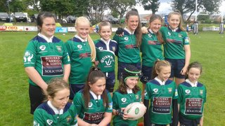 Ballina Girls at World Cup final