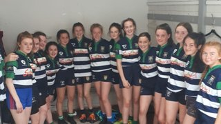 U16 Girls win in Sligo