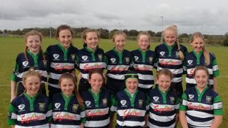 Battling U14 Girls defeated in Creggs