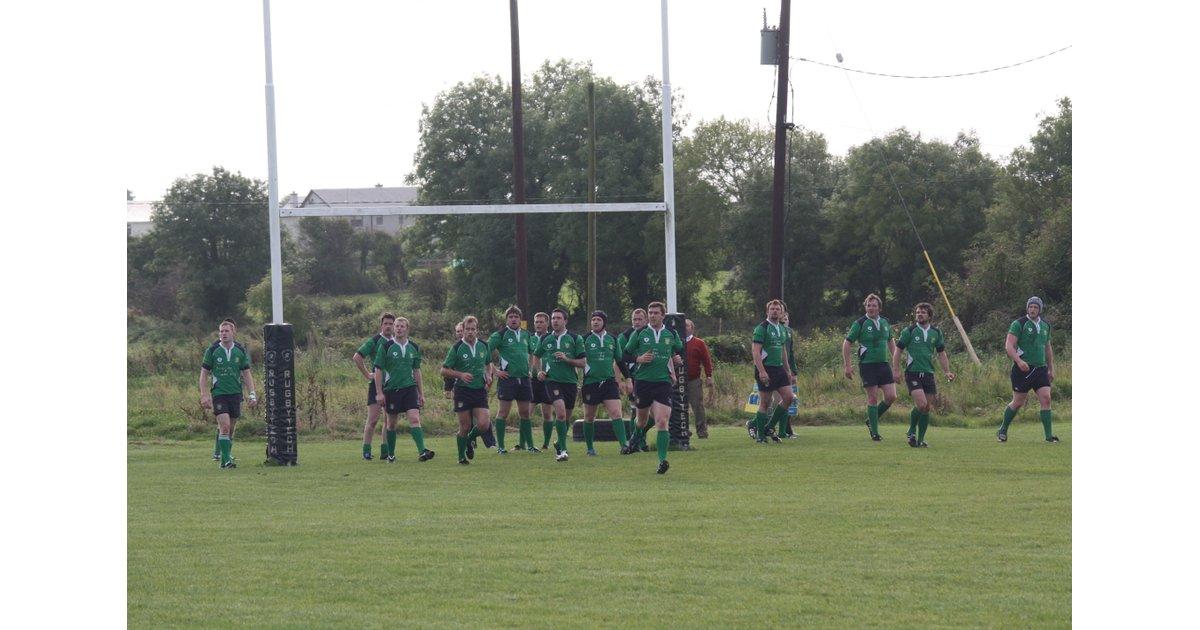 Corinthians 5 Ballina 36 - Connacht Rugby Community