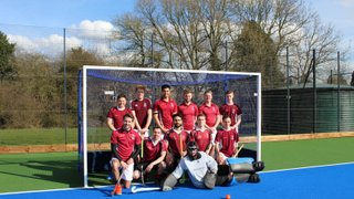 Leamington HC 1s 8 - 1 Coventry and North Warwick 2s