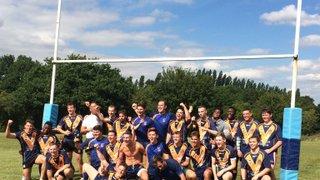 Brentwood Eels V Cambridge Lions  1st Aug 2015
