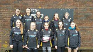 Girls Team 31 Jan 16