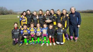 Girls Team 13 Mar 16