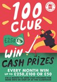BHHC 100 Club winners for July