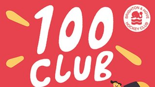 BHHC 100 Club winners for August