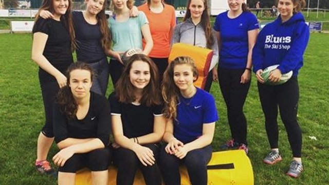 Ladies Rugby Fitness
