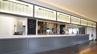 Kitchen & Bar refurbishment is completed