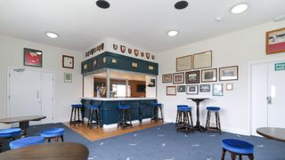 kitchen and bar refurbishment