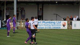 Faversham Town Vs Tooting & Mitcham (24.9.16)