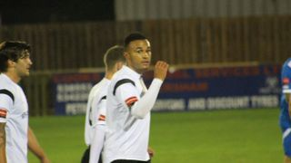Faversham Town Vs Three Bridges FC  (11.10.16)