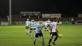 Faversham Town Vs Croydon (FA Cup 1st Qualifying Round Replay) (22.8.27)