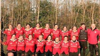 London Welsh Women Match Report - Bristol 2s Away,  22/01/17