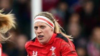 London Welsh Women proud of achievements of former teammate