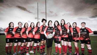 BREAKING NEWS : London Welsh Women & Inspiring Girls form exciting partnership