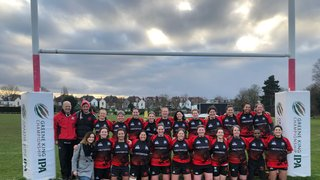 Another victory at Old Deer Park for London Welsh Women